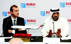 الصورة: الصورة: 131 مليار درهم صفقات معرض دبي للطيران