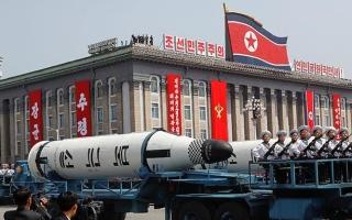 الصورة: الصورة: كوريا الشمالية: لا لمحادثات عديمة الجدوى يتباهى بها الرئيس الأمريكي