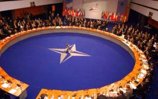 الصورة: الصورة: ألمانيا تتعهد بزيادة إنفاقها في إطار «الأطلسي»