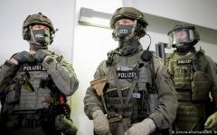 الصورة: الصورة: الشرطة الألمانية تعتقل سورياً خطط لهجوم إرهابي