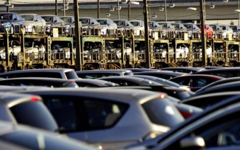 الصورة: الصورة: 0.7% تراجع مبيعات السيارات الجديدة في الاتحاد الأوروبي