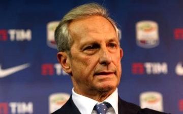 الصورة: الصورة: استقالة رئيس رابطة الدوري الإيطالي