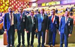 الصورة: الصورة: الإمارات تقدم 300 ألف دولار لدعم المنتدى الدولي للسلام بأفريقيا