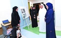 الصورة: الصورة: «طرق دبي» تدشّن «ركن الأم والطفل»