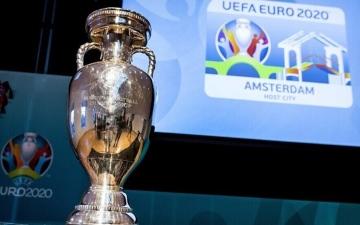 """الصورة: الصورة: قائمة المنتخبات الـ 20 المتأهلة إلى """"يورو 2020"""""""