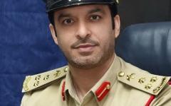 الصورة: الصورة: شرطة دبي تدعو مستخدمي الطريق للحذر في الأجواء الماطرة