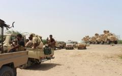 الصورة: الصورة: 3 آلاف خرق حوثي للهدنة منذ نشر فريق المراقبة
