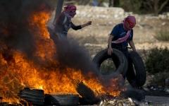 الصورة: الصورة: شهيد فلسطيني جديد في غزة