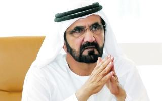 محمد بن راشد: نحن أمة عربية واحدة وخـالدة.. أمــلها يتجـدد