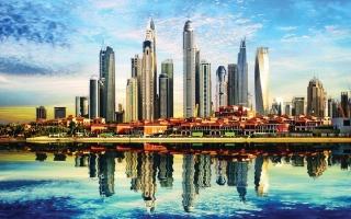 45.3 ملياراً مشتريات المساكن والفلل في دبي
