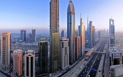 الصورة: الصورة: الطقس المتوقع ليوم غد في الإمارات