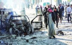 الصورة: الصورة: مصادر لـ«البيان»: عملية إنزال تطيح رموزاً في داعش