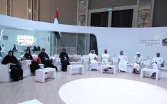 الصورة: الصورة: انطلاق أعمال جلسات التصميم التشاركي لمستقبل دولة الإمارات