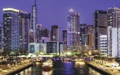 الصورة: الصورة: 2.1 % نمو اقتصاد دبي في 6 أشهر