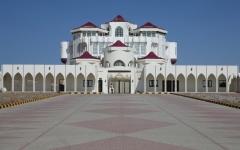 الصورة: الصورة: «القصر الغامض» في رأس الخيمة يبوح بأسراره للزوار والسياح