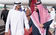 الصورة: الصورة: ولي العهد السعودي يقوم بزيارة رسمية إلى الإمارات غدا