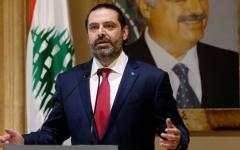 الصورة: الصورة: الحريري : لا أريد رئاسة الوزراء وقراري صريح وقاطع