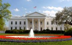 الصورة: الصورة: انتهاك المجال الجوي فوق واشنطن وإغلاق البيت الأبيض