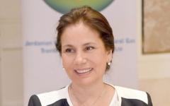 الصورة: الصورة: وزيرة الطاقة الأردنية لـ « البيان »: جهود الإمارات ساهمت بتحقيق أمن الطاقة واستدامتها في المملكة