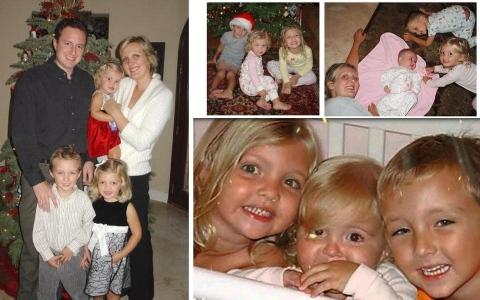 الصورة: الصورة: زوجان يفقدان أطفالهما الثلاثة.. وبعد عام تحدث المعجزة