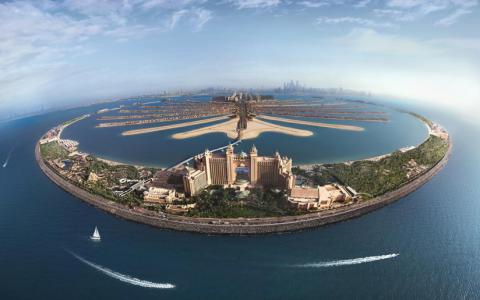 الصورة: الصورة: دبي ضمن أفضل 20 وجهة شتوية للعام 2020