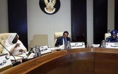الصورة: الصورة: اتفاق في السودان على حل حزب المؤتمر الوطني