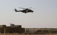 الصورة: الصورة: فرنسا تكذب مزاعم داعش بشأن دوره في تحطم طائرتين عسكريتين بمالي