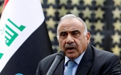 الصورة: الصورة: رئيس الوزراء العراقي يعتزم تقديم استقالته