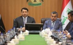 الصورة: الصورة: استقالة الأمين العام لمجلس الوزراء العراقي