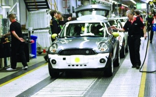 الصورة: الصورة: «بي إم دبليو» تستثمر 715 مليون دولار لإنتاج «ميني» في الصين