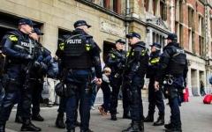 الصورة: الصورة: الشرطة الهولندية تبحث عن متهم طعن 3 أشخاص في لاهاي