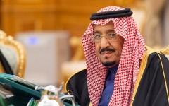 الصورة: الصورة: الملك سلمان.. 5 سنوات من الحزم في دعم الاستقرار الإقليمي