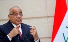 الصورة: الصورة: رئيس الوزراء العراقي يقدم استقالته للبرلمان رسمياً
