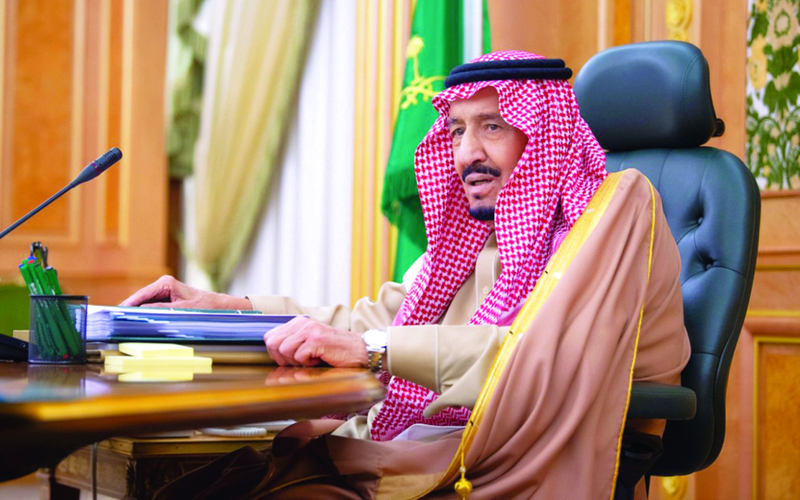 الملك سلمان 5 أعوام حافلة بالإنجازات عالم واحد العرب البيان