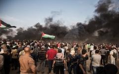 الصورة: الصورة: شهيد برصاص الاحتلال في الخليل