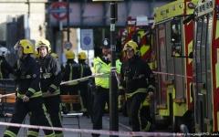 الصورة: الصورة: الشرطة الهولندية: لا دليل على دافع إرهابي وراء حادث الطعن في لاهاي