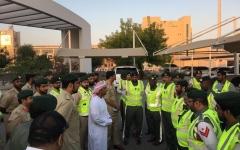 الصورة: الصورة: مرور دبي تسيّر 135 دورية لتأمين فعاليات اليوم الوطني الـ48