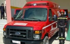 الصورة: الصورة: مصرع 17 شخصاً في حادث مأساوي بالمغرب