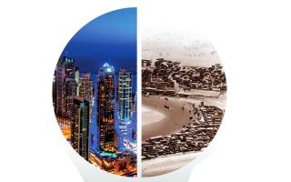 الإمارات تحتضن 20% من الأبراج الشاهقة في العالم