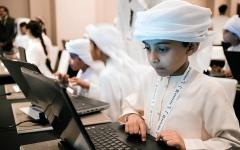 الصورة: الصورة: تقييم PISA الدولي: الإمارات تتقدم 8 نقاط في مجال الرياضيات