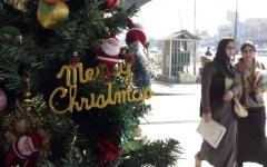 الصورة: الصورة: إلغاء احتفالات الميلاد في العراق احتراما لأرواح الضحايا