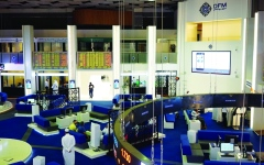 الصورة: الصورة: 10 شركات وساطة تستأثر بـ %77.6 من تداولات سوق دبي