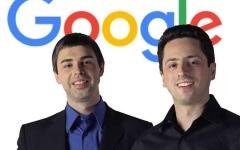 """الصورة: الصورة: استقالة مؤسسي غوغل من منصبيهما في """"ألفابيت"""""""