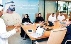 الصورة: الصورة: استعراض خطة عمل «دبي عاصمة الإعلام العربي 2020»