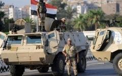 الصورة: الصورة: الداخلية المصرية تعلن مقتل 3 إرهابيين في  سيناء