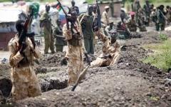 الصورة: الصورة: 29 قتيلاً في صراع قبلي على جزيرة بجنوب السودان