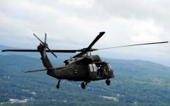 الصورة: الصورة: مقتل 3 جنود أمريكيين في سقوط مروحية عسكرية بمينيسوتا