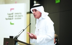 الصورة: الصورة: الجبير يطالب قطر باتخاذ خطوات إضافية بشأن وقف دعم الإرهاب