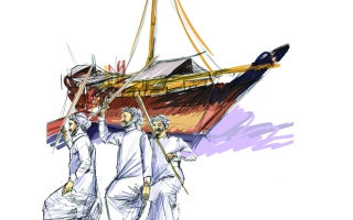 الصورة: الصورة: «الأهله» فن شعبي يردد  صدى الأصالة