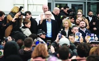 الصورة: الصورة: «التسريبات الروسية» في خضم معركة انتخابات بريطانيا